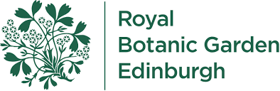 Logo linking to RBGE website
